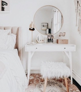 mirror, room and bedroom inspo