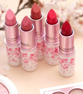 mac, collection and boom boom bloom