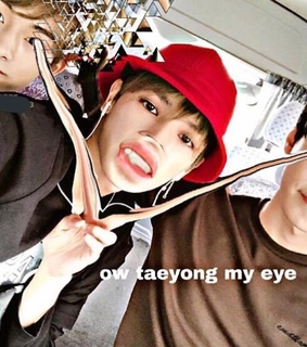 kpop, reactions and sicheng