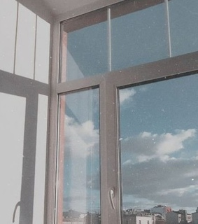 window, wind and aesthetic background