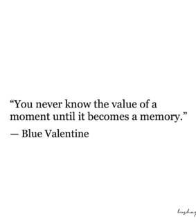 quotes, value and moment