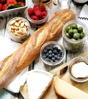 healthy food, healthy and olives