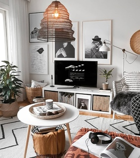 interior design, patterns and items