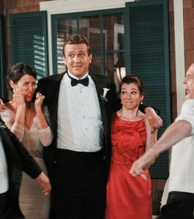 marshall eriksen, friendship and ted mosby