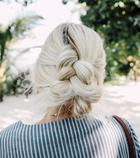 braid, hair and braided bun