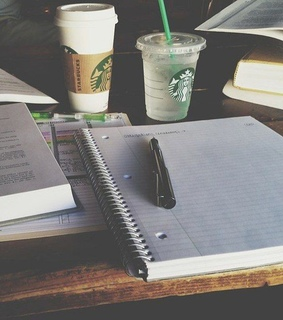 study, homework and notes