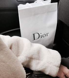 dior, shopping and chic