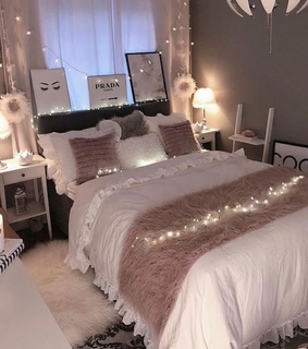 cute, bedroom decor and bedroom