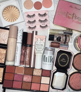 chic, makeup and style
