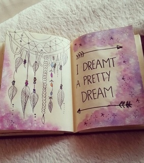 notebook, drawing and diy