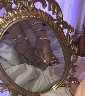 ankle, high heels and beauty