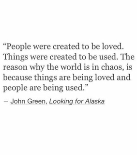 litterature, looking for alaska and proverbe