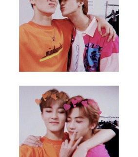 lockscreen, nct dream and mark lee