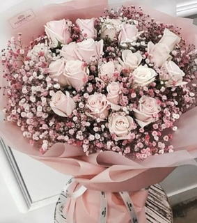 love, beauty and flowers