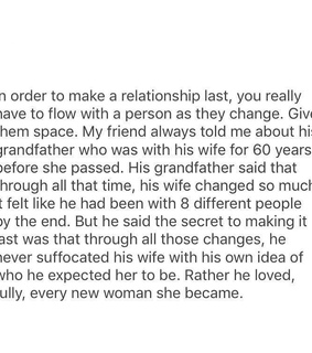 time, space and relationship