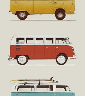 hippie, volkswagen and wallpaper
