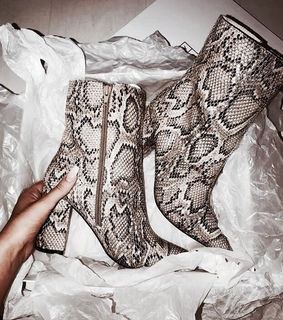 shoes, boots and animal print