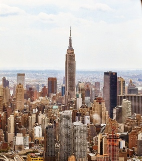 world, nyc and empire