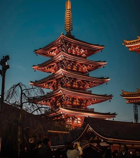 places, culture and asakusa