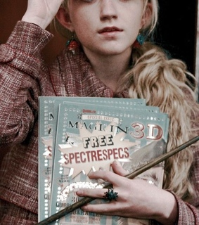 evanna lynch, wallpaper and luna lovegood