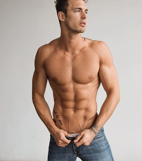 hot man, male model and man