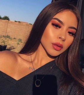 lips hair makeup, sun kissed and summer fall winter