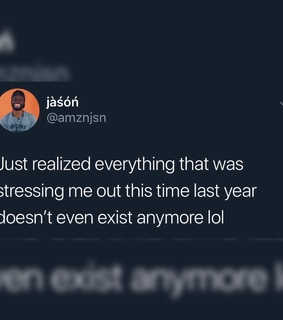 stress, exist and year