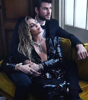 miley cyrus, style and couple