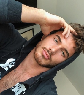 male model, hottie and man