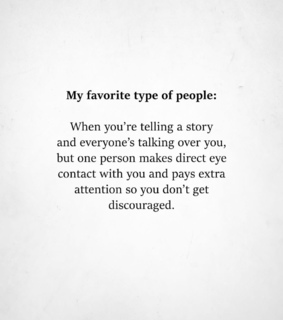person, favorite and be yourself
