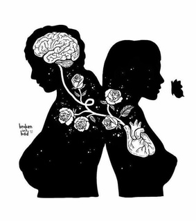 love, roses and connection