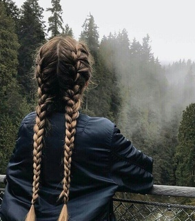 hairstyle, haircut and amazing places