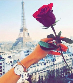photography, torre eiffel and jewelry