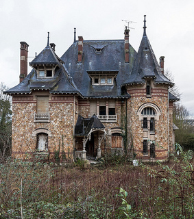 witch, haunted and mansion