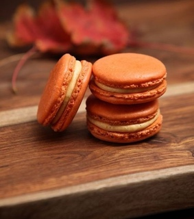 fall, macaron and autumn