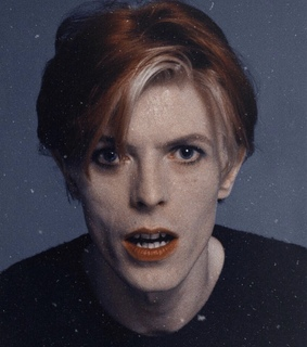 david bowie, rock n roll and love