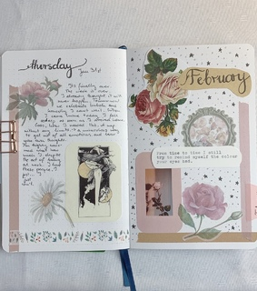 spread, journal and planner