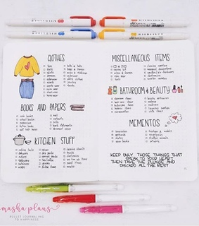 bujo, draw and cute