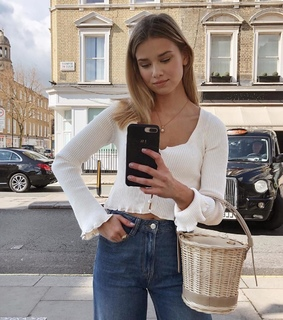 selfie, girl and fashion