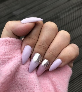 pastel color, hand and gray