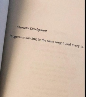 growing up, smile and dance