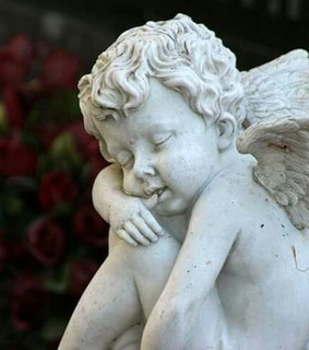 angel, antique and sculpture