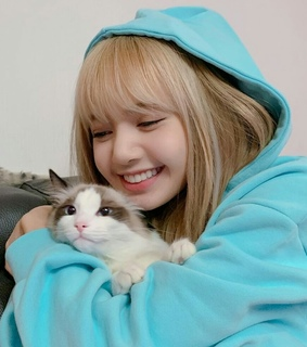 smile, lisa blackpink and blue icons