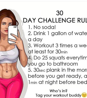 workout, challenge and flat stomach