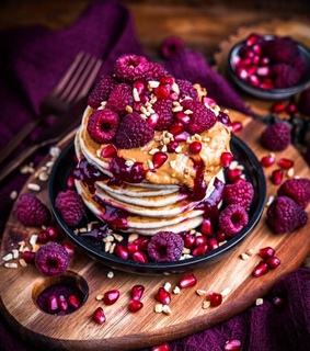 blackberries, delicious and desserts