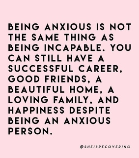 anxious, quotes and healthy