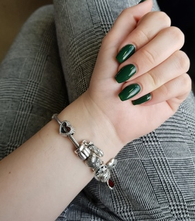 pandora, czech republic and nails