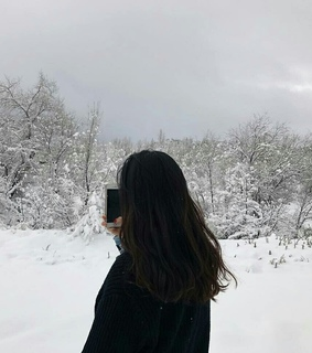 winter, indie and snow