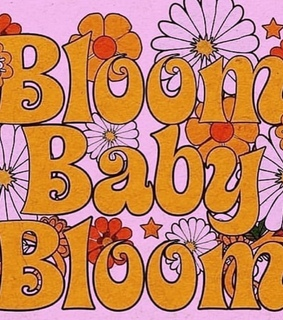 70s, psychedelic and flower power