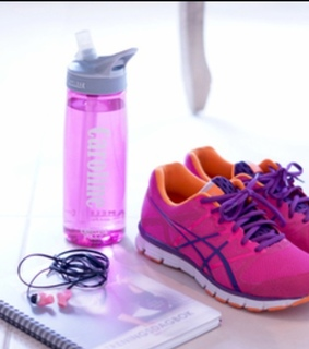 fitnes, mylife and pink